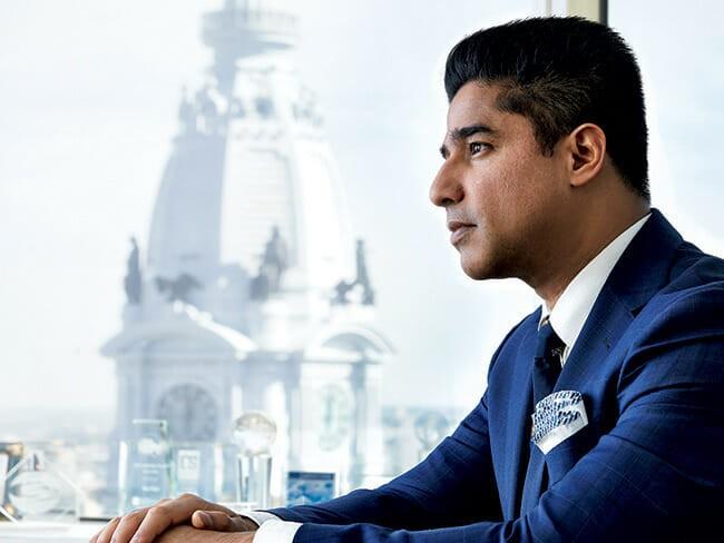 What Ajay Raju Wants To Change AboutPhiladelphia