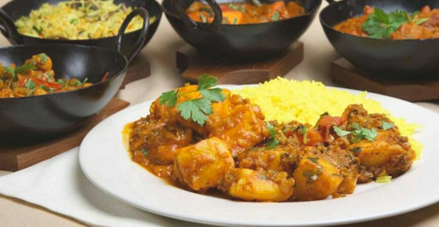 Tiffin Indian restaurant scouting franchise locations, planning mobile app rollout