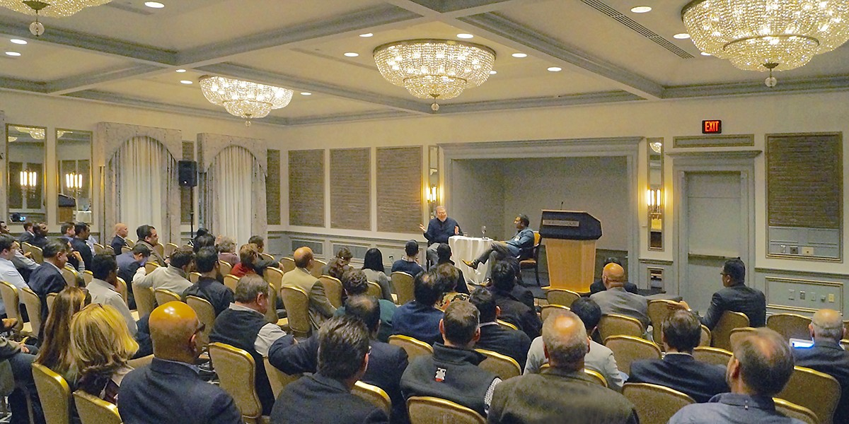 Icon Event Speaker Richard Vague Rittenhouse Hotel January 2017 TiE Philadelphia 1 - Icon Event – Richard Vague – January 2017