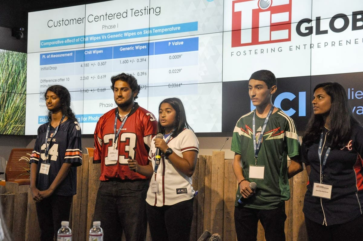 TYE TiE - TiE Young Entrepreneurs