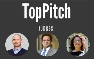 Top Pitch – May 2019